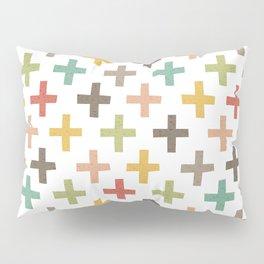 CRISSCROSSED Pillow Sham