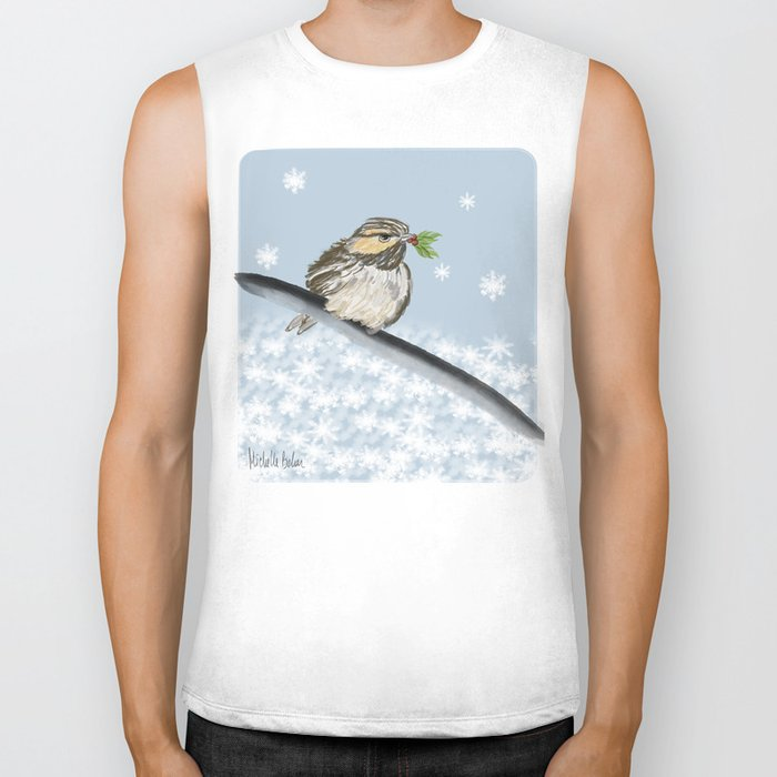 A little something for you.  Biker Tank
