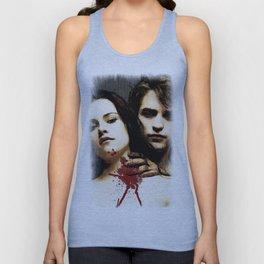 Kristen Stewart Portrait #vampire Unisex Tank Top