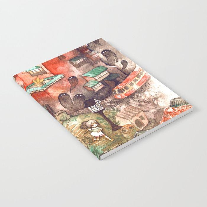 Spirited Away Notebook