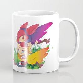Rakan and Xayah Coffee Mug