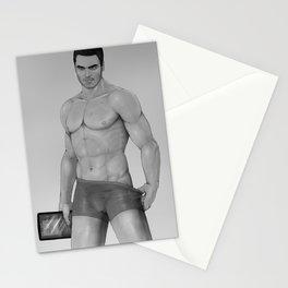 MASS EFFECT: KAIDAN ALENKO  Stationery Cards