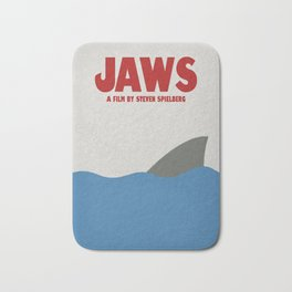 Jaws 01 Bath Mat