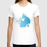 canada T-shirts featuring Canada by johnkark