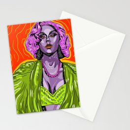 Farrah Moan 2 Stationery Cards