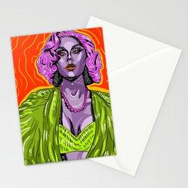Farrah Moan 2 Stationery Cards