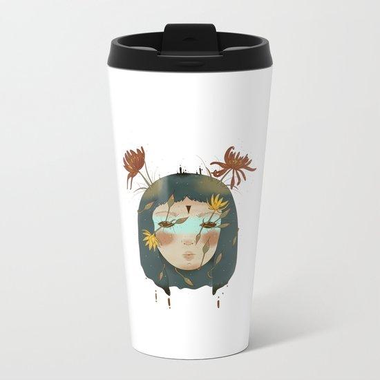 Present Metal Travel Mug