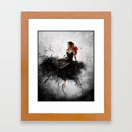 Abstr Framed Art Print
