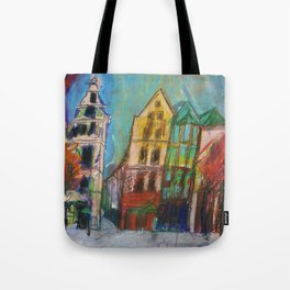 Cologne Old Market Tote Bag