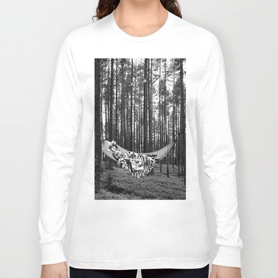 BETWEEN TREES Long Sleeve T-shirt