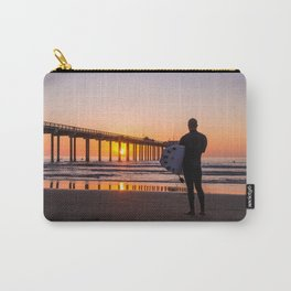 Scouting the Sunset Carry-All Pouch