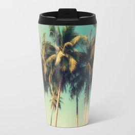 tropical trees in florida Travel Mug
