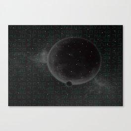 Space 1.o [SWAG] Canvas Print