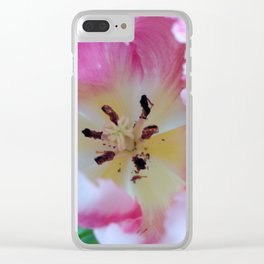 Montreal Botanical Garden Clear iPhone Case