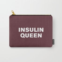 Insulin Queen (Tawny Port) Carry-All Pouch
