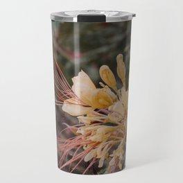 Moody Garden Flower Travel Mug