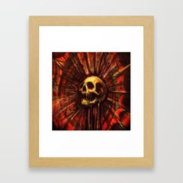 """solitude"" Framed Art Print"