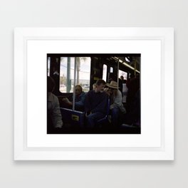 via bus 2 Framed Art Print