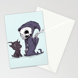 Evil Fetch Stationery Cards