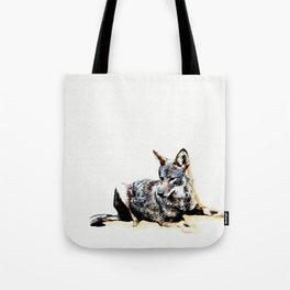 Wild Vermont Coyote Tote Bag
