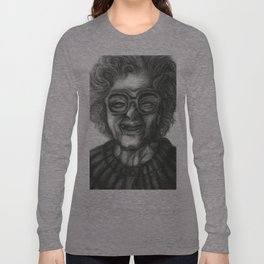 Grandmother Time Long Sleeve T-shirt