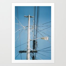 Connection Art Print