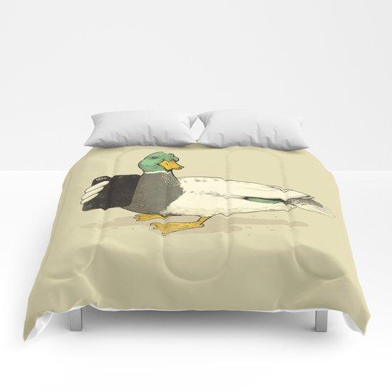 Duck Lips Comforters