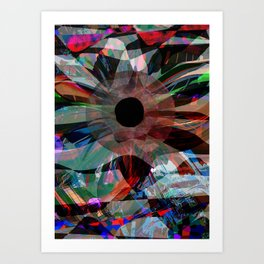 Wind 18 Art Print