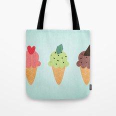 Ice Cream Fantasy Tote Bag