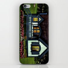A Lovely Place to Live iPhone & iPod Skin