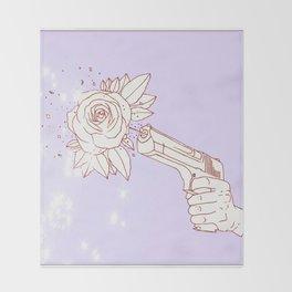 Aw, Shoot. Throw Blanket