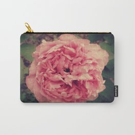 Ruffle Carry-All Pouch