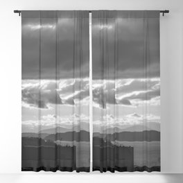 Iconic Smith Tower Blackout Curtain