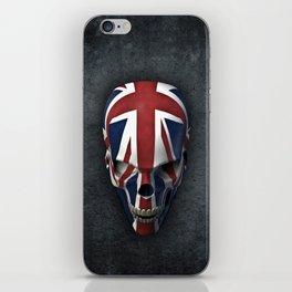 British horror iPhone Skin