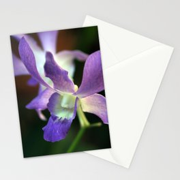 Lavendar Orchid Stationery Cards