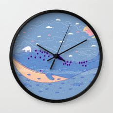 It would of been different Wall Clock