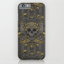 ARS LONGA VITA BREVIS iPhone Case