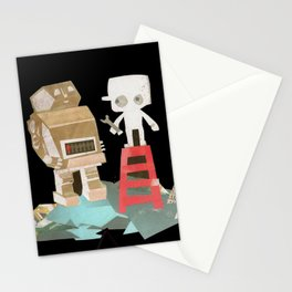 Making A Machine : Official Cut & Paste Art Stationery Cards
