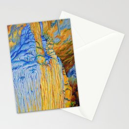 View of Luray Caverns Stationery Cards