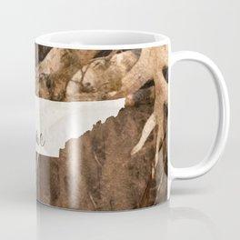 Tennessee is Home - Camo Coffee Mug
