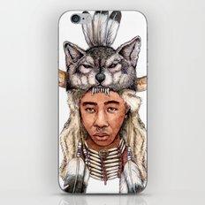 WOLF / Tyler, The Creator iPhone & iPod Skin