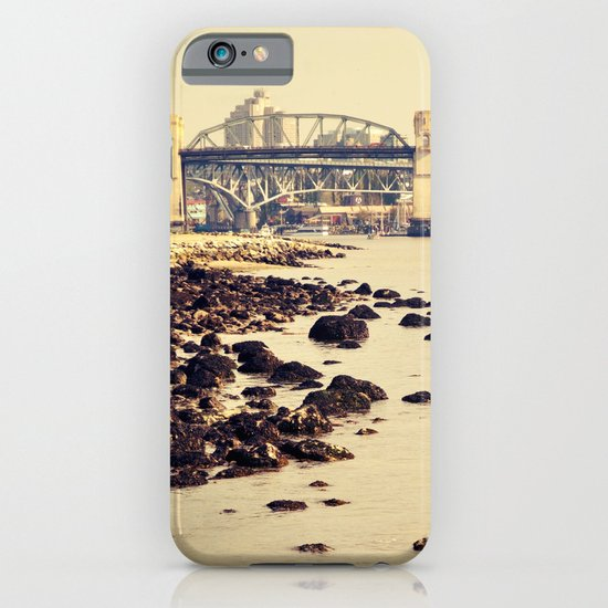 rocks to burrard iPhone & iPod Case