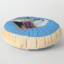 Sheds & Shacks   No:2 Floor Pillow