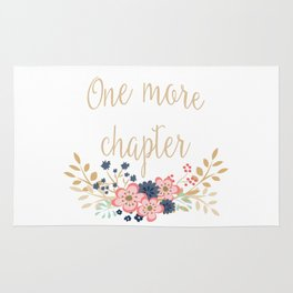 One More Chapter Rug