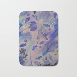 Blissed Out Bath Mat