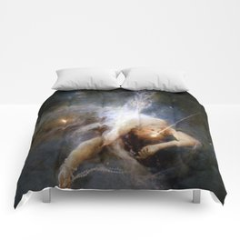 """Witold Pruszkowski """"Falling star"""" Comforters"""