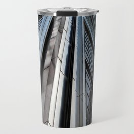Skyscraper Kio Tower Madrid Travel Mug