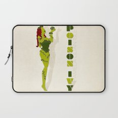 Poison Ivy Laptop Sleeve