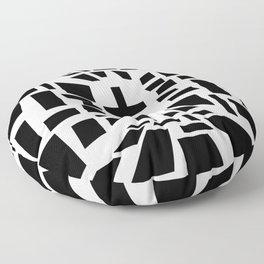 Christian Cross Floor Pillow