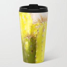 lemon cactus Travel Mug